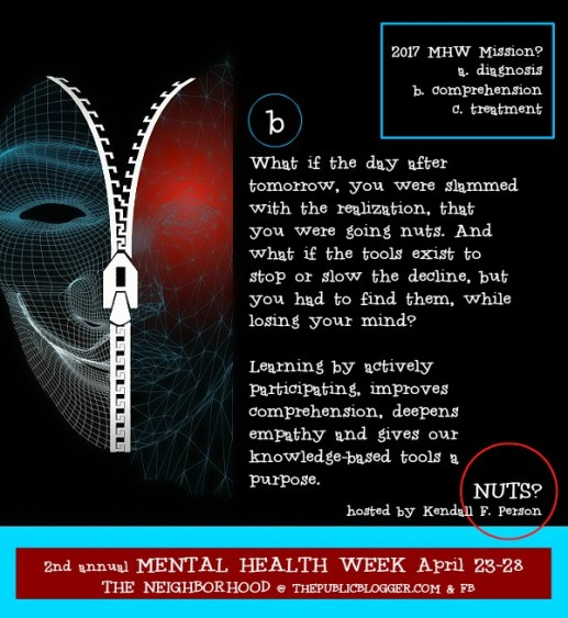 Nuts Mental Health Week 2017
